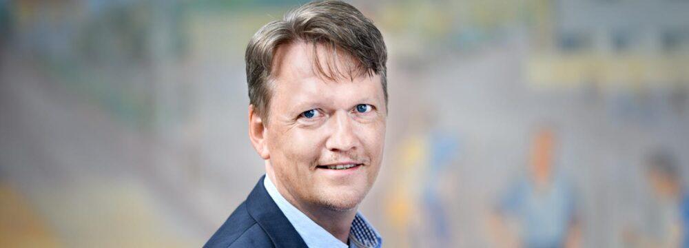 Ny VD Stefan Blomkvist