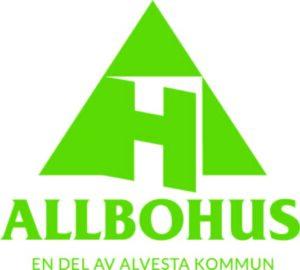 AllboHus gröna logga